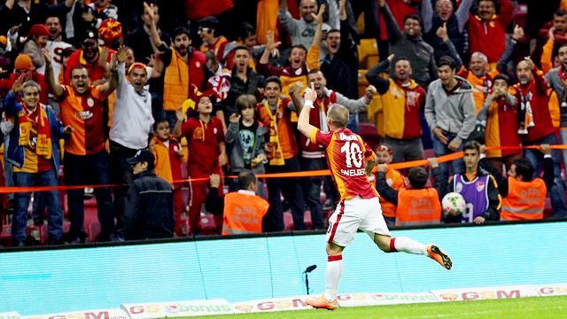 Sneijder golleri önceden hissetmiş