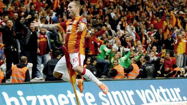 OPTA: Avrupa'nın en iyisi Sneijder