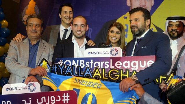 'Sneijder, en önemli 5 yıldızdan biri'