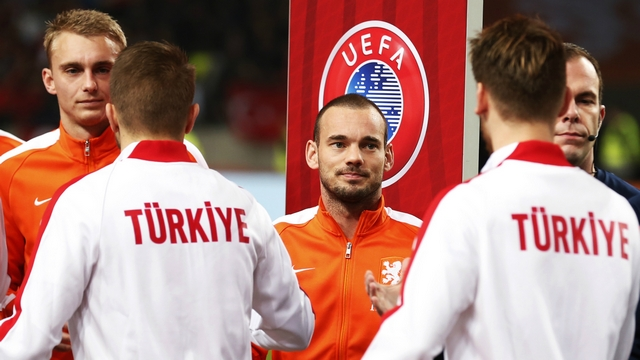 'Türkiye'ye gol atarsam...'
