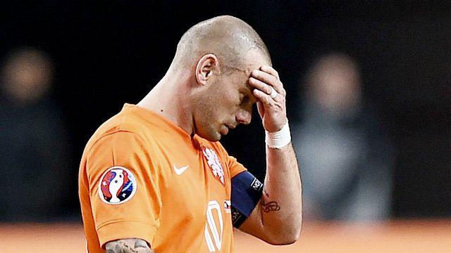 Hollanda'ya bir şok daha!