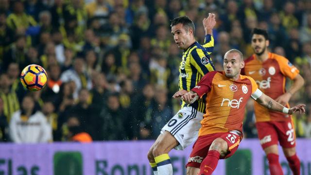 'Galatasaray'a gol atınca...'