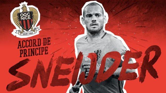 Sneijder'in yeni adresi belli oldu