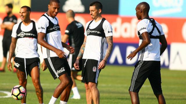 Süper Kupa öncesi Beşiktaş...