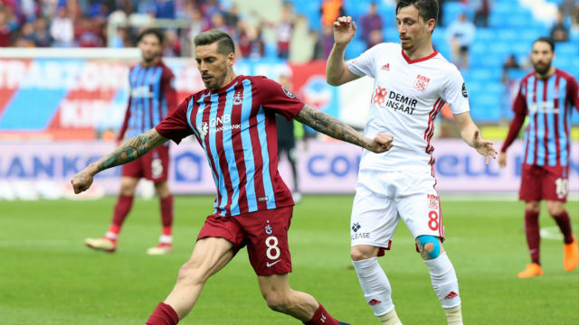Trabzonspor'a Sivas çelmesi
