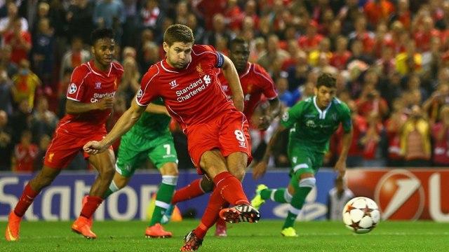 Kaptan dediğin böyle olur: Gerrard