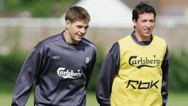Gerrard efsaneyi yakaladı