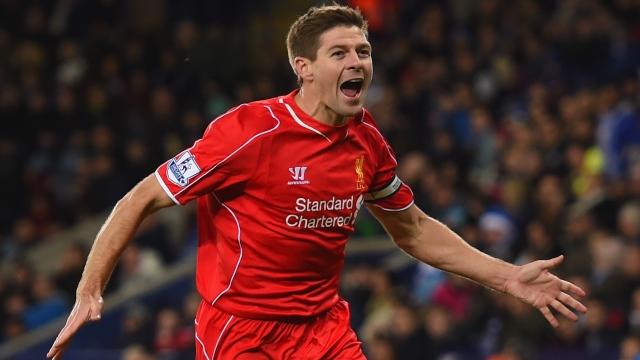 Gerrard emekliliğini açıkladı