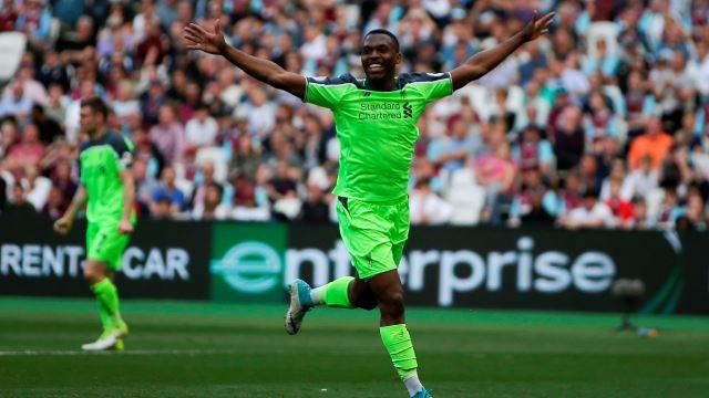 Liverpool ilk 3 aşkına
