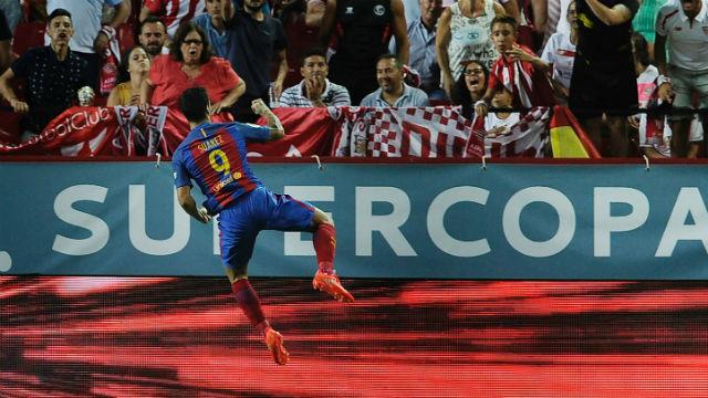 Barça ikinci yarıda açıldı