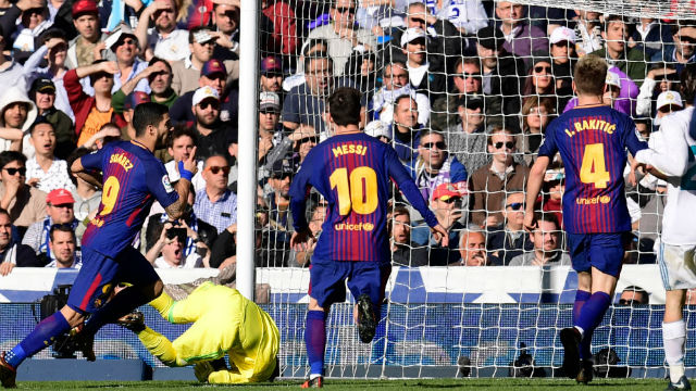 Barça Real'i devirdi, tarihe geçti