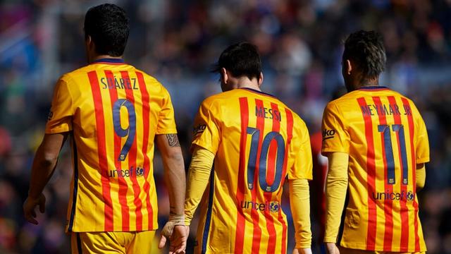 Barça fena patladı!