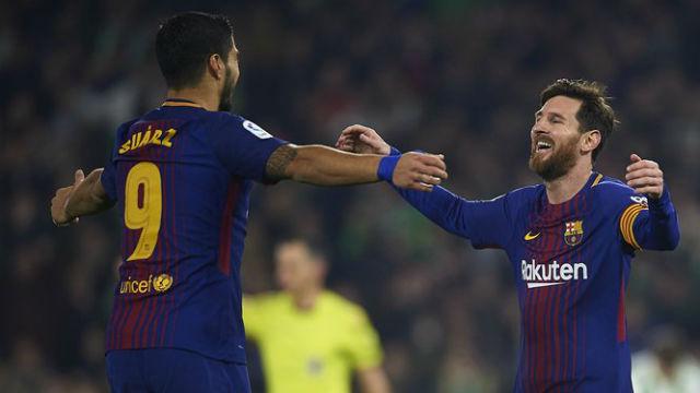 Barcelona'yı müthiş ikilisi kurtardı