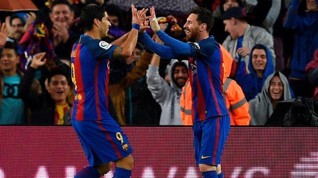 Barcelona, Sevilla'ya acımadı