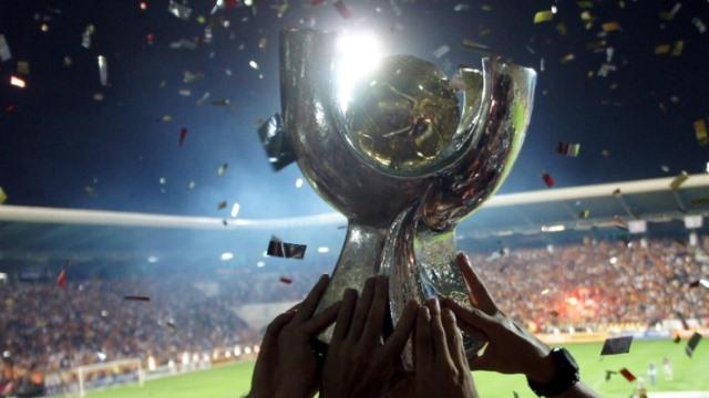 Süper Kupa tarihi değişti