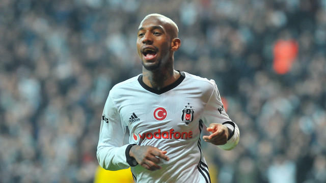 Anderson Talisca, Beşiktaş'a veda etti