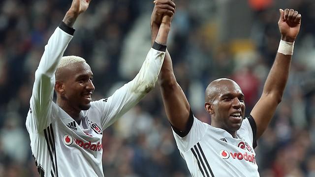 Beşiktaş'tan 5 gollü resital