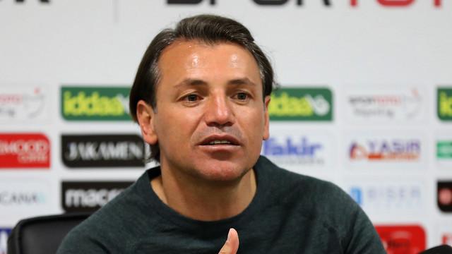 'Fenerbahçe karşısında kazanmak istiyoruz'