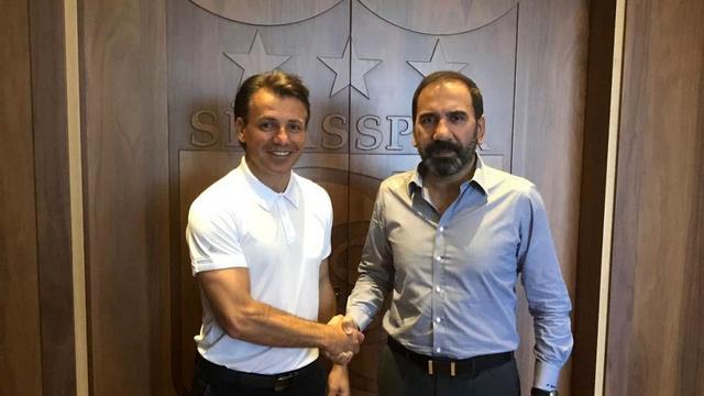 Sivasspor Tamer Tuna'ya emanet!