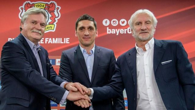 Tayfun Korkut Bayer Leverkusen'de!