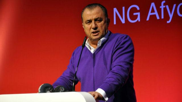 Terim'den Volkan Demirel açıklaması