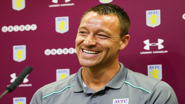 Terry yardımcı antrenör oldu