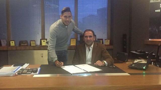 Sivasspor'dan bir transfer daha!