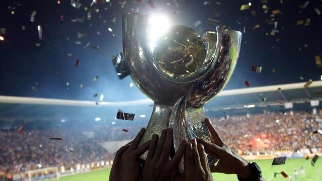 Süper Kupa maçı Çakır'ın!
