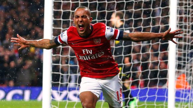 Arsenal Wigan'ın Fişini Çekti