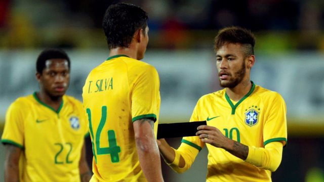 Neymar: Thiago'yu seçtim çünkü...