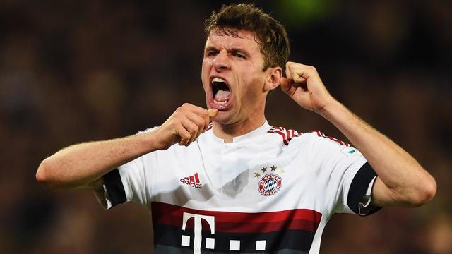 O atıyor, Bayern kazanıyor
