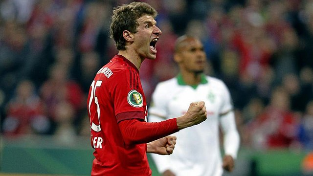 Thomas Müller 3 hafta yok!