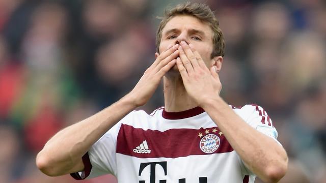 O atınca Bayern kaybetmiyor!