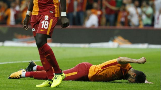 Galatasaray'da iki isim derbide yok
