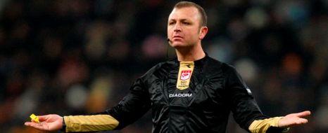 UEFA'dan Özkalfa'ya Görev
