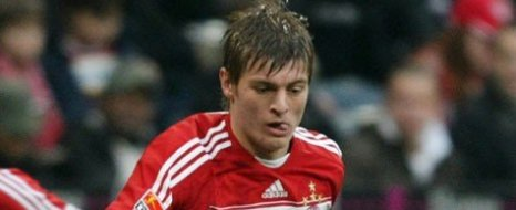 Bayern Kroos'la Nikah Tazeledi
