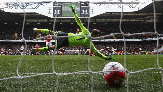 Tottenham Manchester United'ı YIKTI