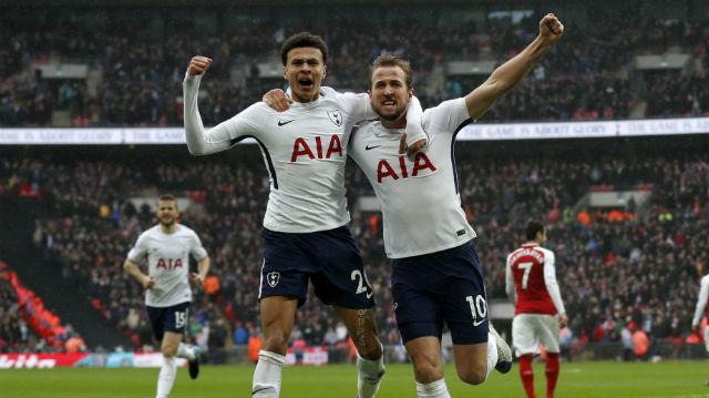 Derbide zafer Tottenham'ın
