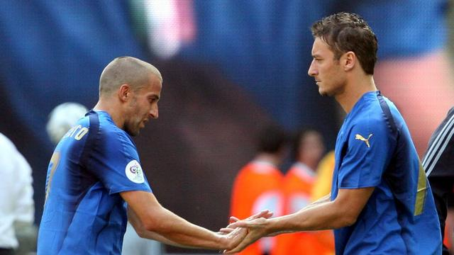 Del Piero'dan Totti'ye: Hala aklımda