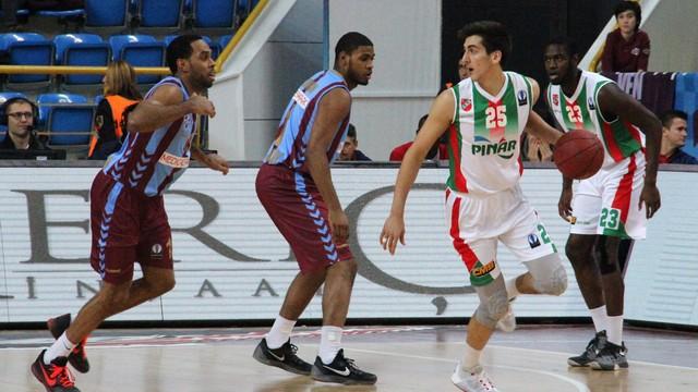 Kaf Kaf, Trabzon'a fark attı