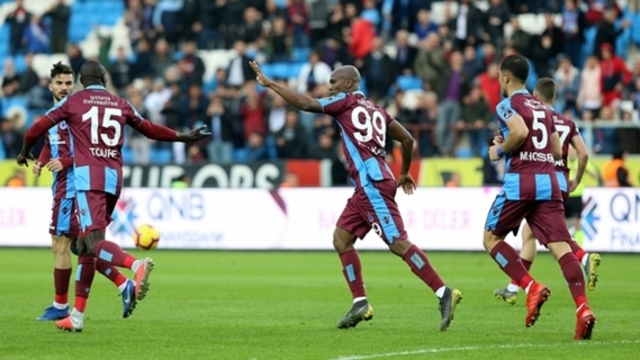 Trabzonspor'u korkutan sayılar