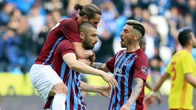 Trabzonspor'dan Burak ve Sosa açıklaması