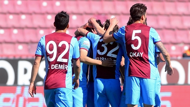 Trabzonspor farka gitti!
