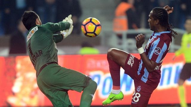 Trabzonspor Haydar'ı geçemedi!
