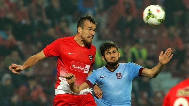 Trabzon'da 4-4'lük maç!