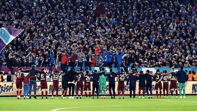 Trabzon'a Rize maçı öncesi iyi haber