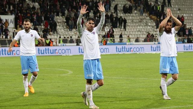 Trabzonspor hasrete son verdi