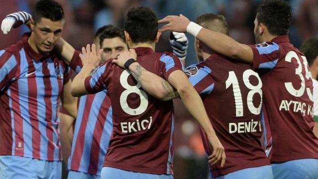Trabzon dördüncülük aşkına