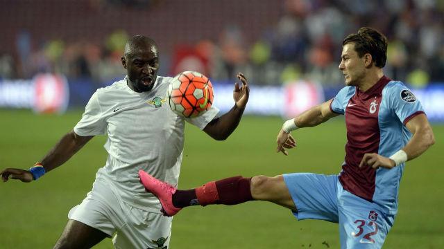 Trabzonspor'un serisi bozuldu