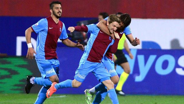 Trabzon moral buldu